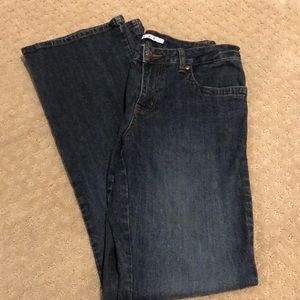 CAbi boot cut ladies jeans size 6